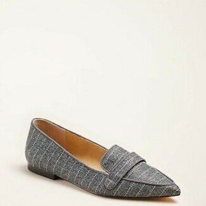 Ann Taylor NWT Pointed Toe Luann Loafer Flat